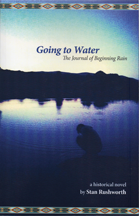 Cover of Going to Water, by Stan Rushworth